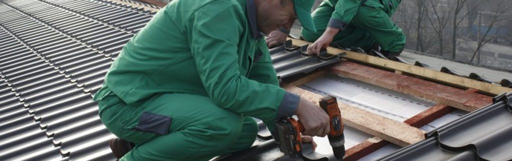 montaj tigla metalica