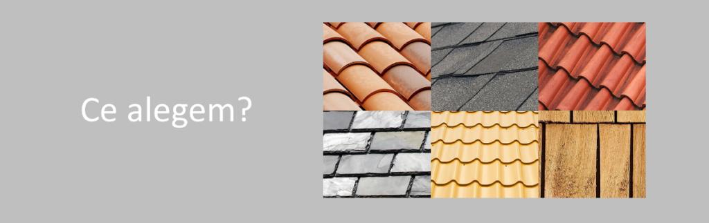 top materiale pentru acoperisuri