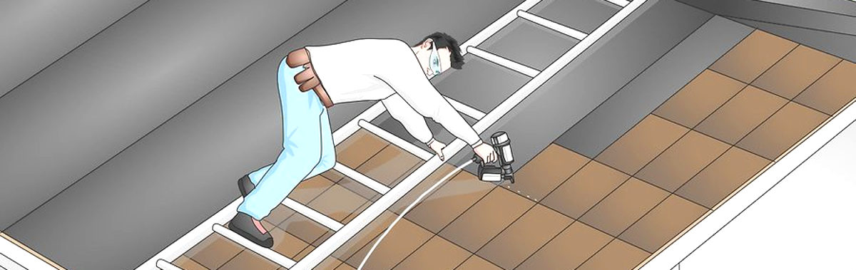 etapele construirii unui acoperis