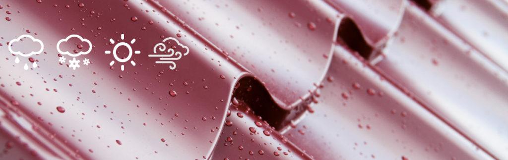 influenta factorilor de mediu asupra acoperisului din tigla metalica
