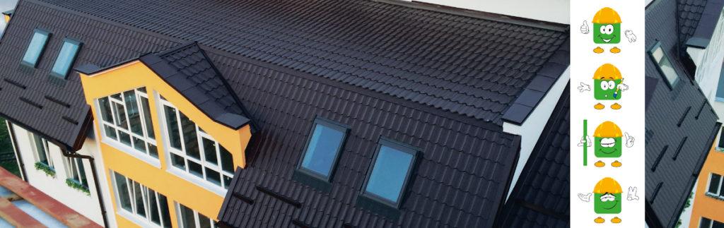 prelungirea duratei de viata a acoperisului din tigla metalica