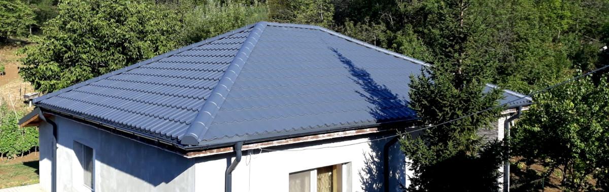 avantaje acoperisuri din tigla metalica