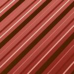 Tabla cutata RoofArt rosu caramiziu RAL3009