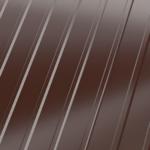 Tabla cutata RoofArt maro RAL8017