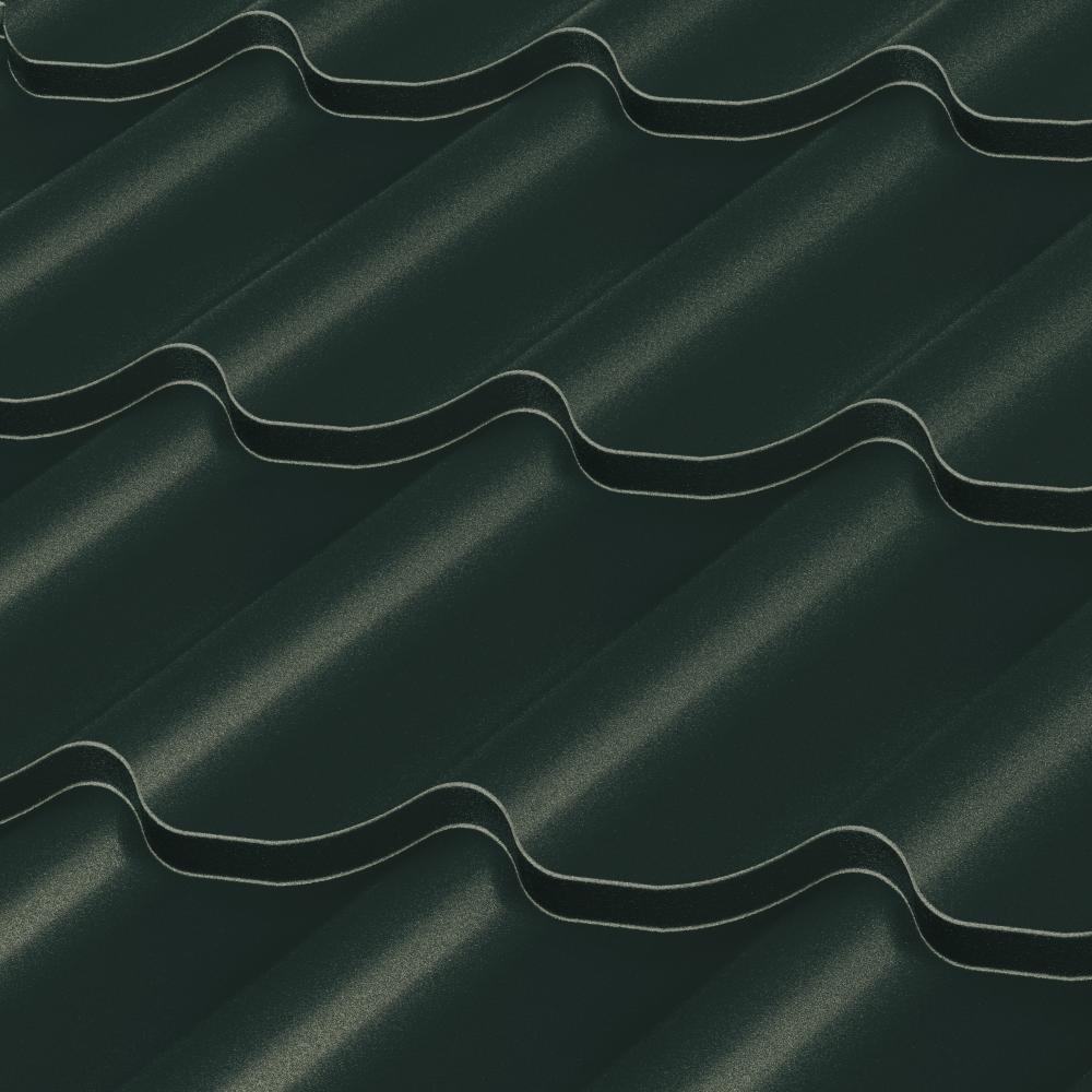 tigla metalica roofart verde