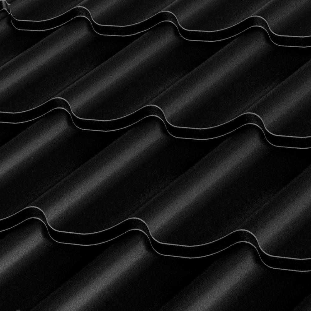 tigla metalica roofart negru