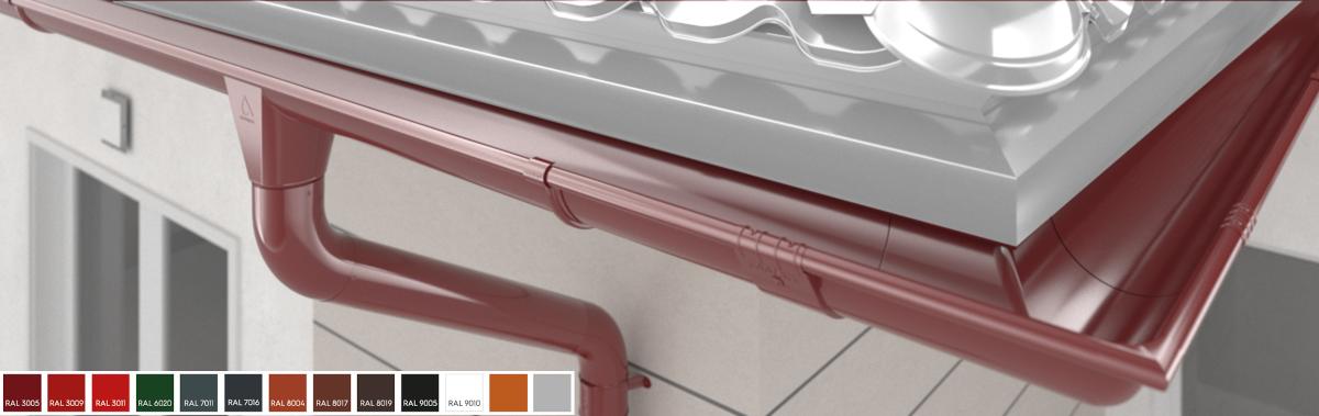jgheaburi burlane metalice sistem pluvial roofart